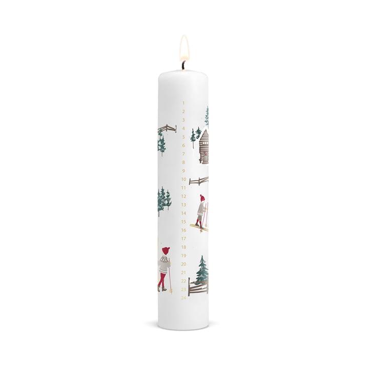 Christmas Calendar Candle 2019 by Holmegaard