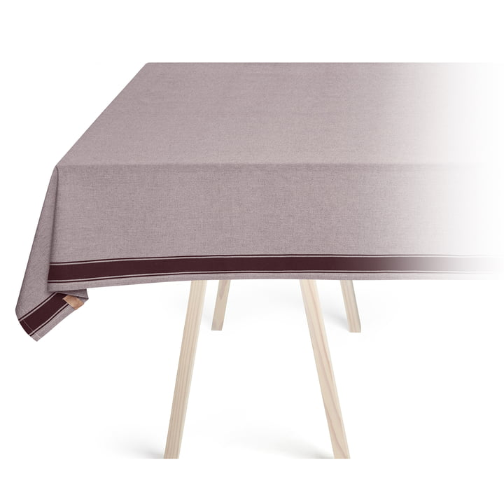 Solid tablecloth, winetasting from Georg Jensen Damask
