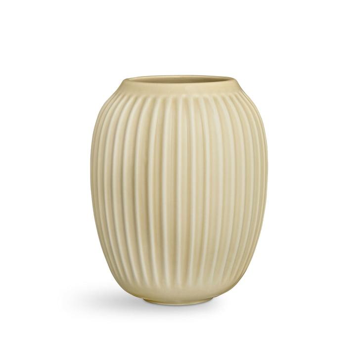 Hammershøi vase H 20 cm from Kähler design in birch