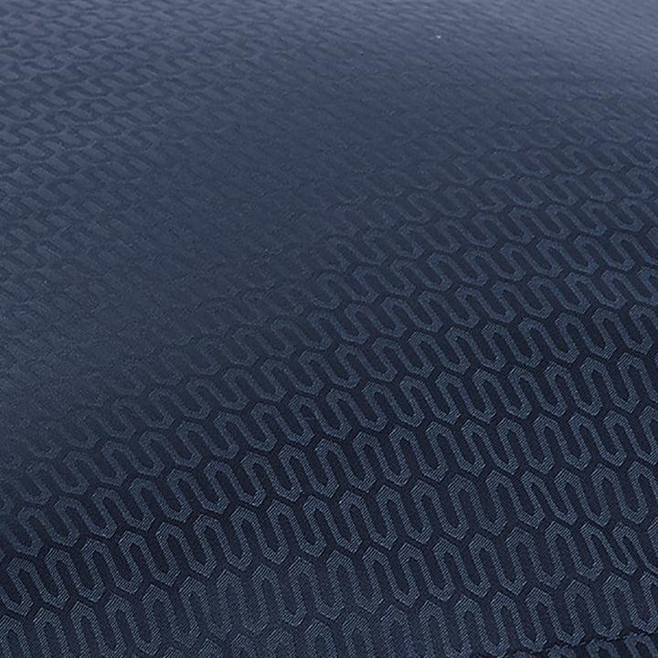Ypsilon blanket cover 140 x 200 cm, navy blazer by Georg Jensen Damask