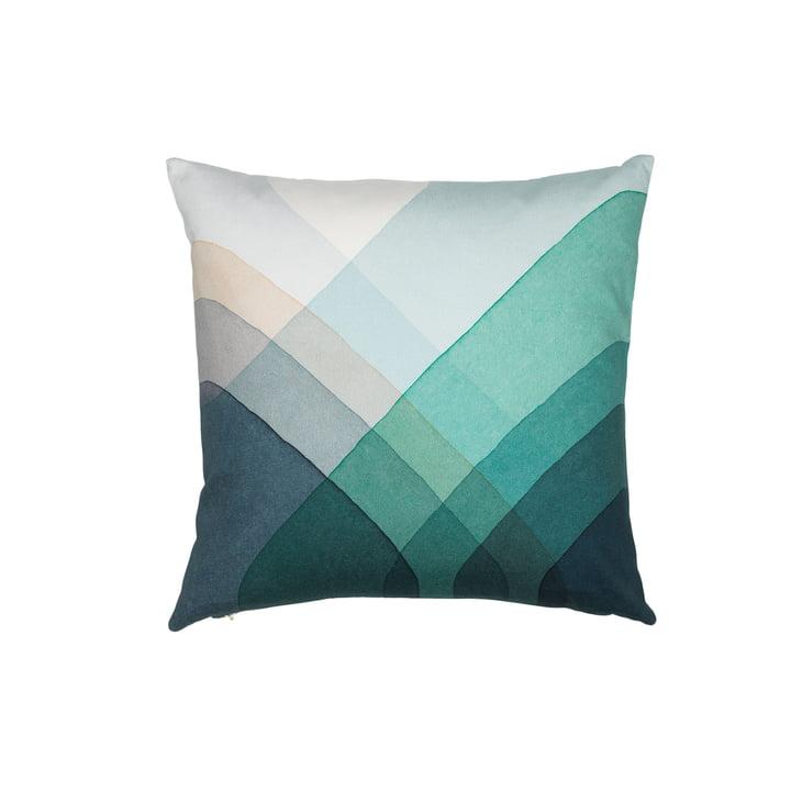 Herringbone cushion 40 x 40 cm from Vitra in blue