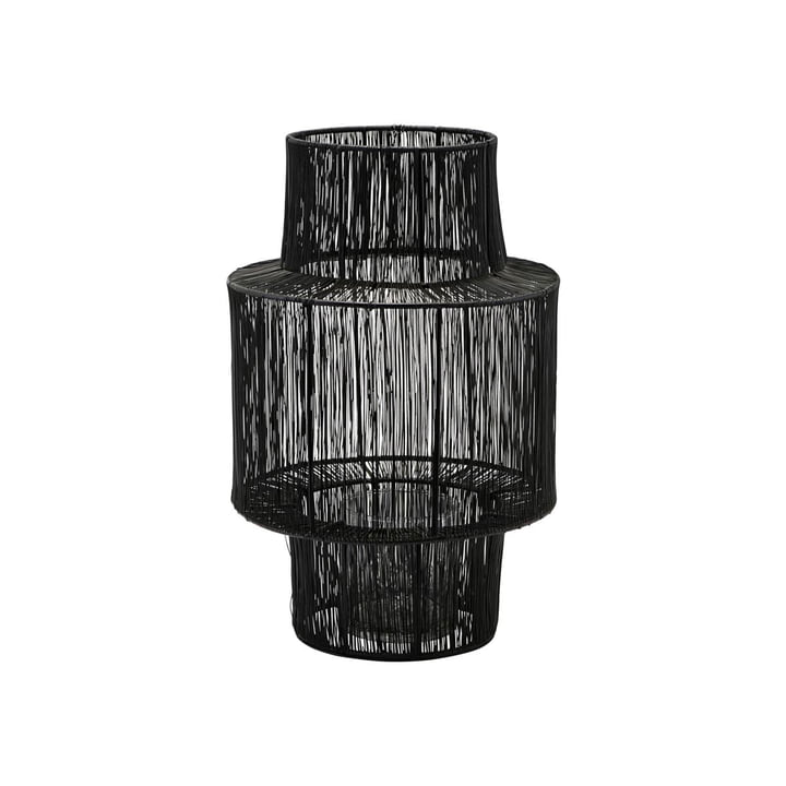 Tabia lantern, black by House Doctor