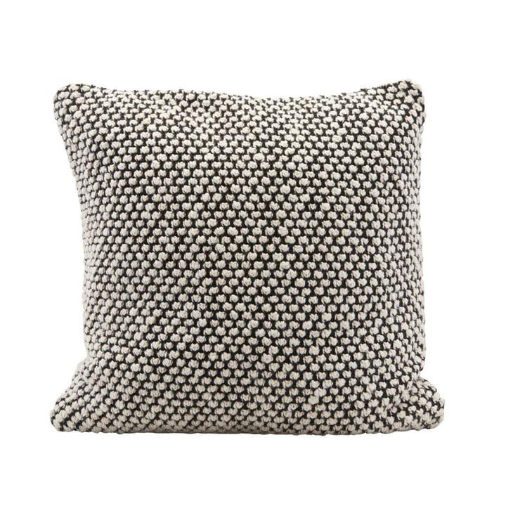Milo pillow case, 60 x 60 cm, black / white by House Doctor