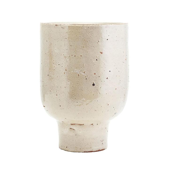 Artist flowerpot, Ø 22 x H 32 cm, beige by House Doctor