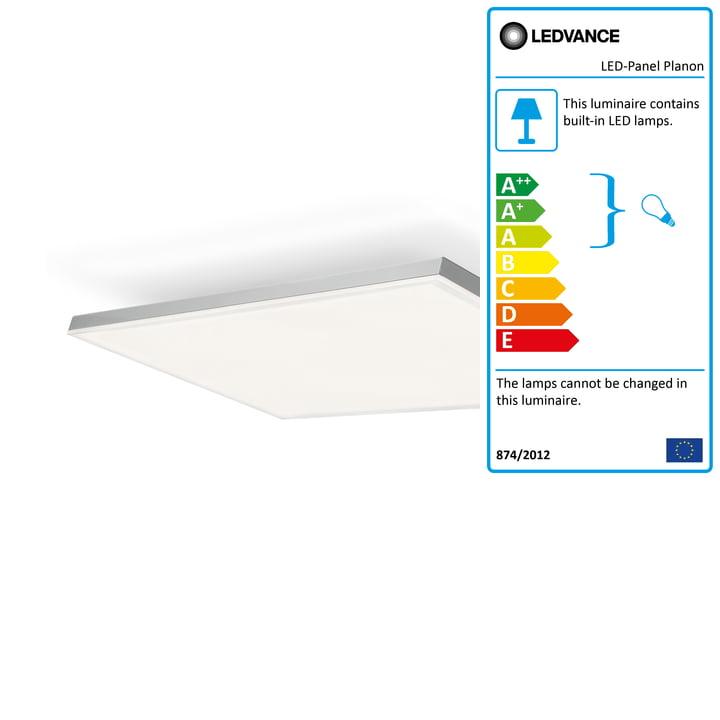 LED panel Planon Frameless, 600 x 300 mm from Ledvance