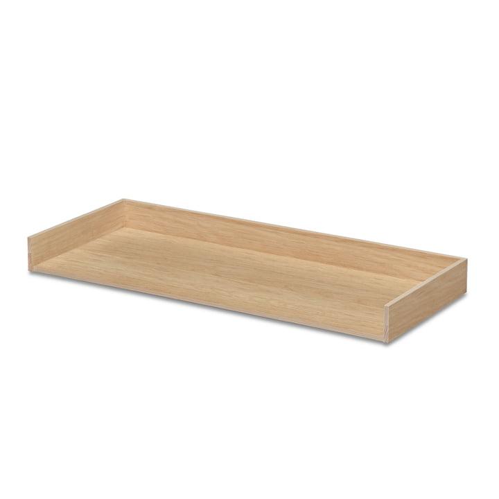 Vivlio Shelf module small from Skagerak in oak