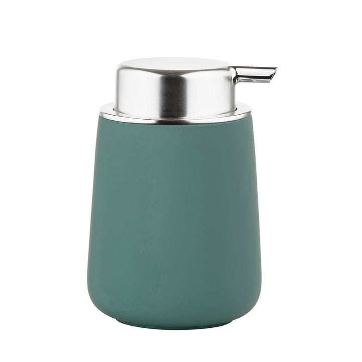 Nova soap dispenser from Zone Denmark in petrol green