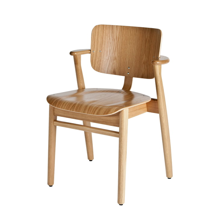 Domus Chair from Artek in clear lacquered oak