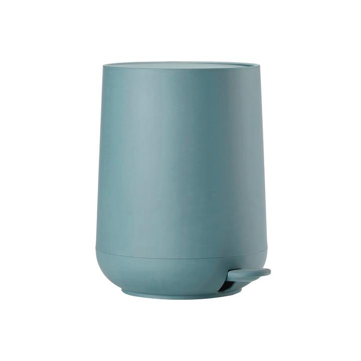 Nova pedal bin 3 L from Zone Denmark in cameo blue