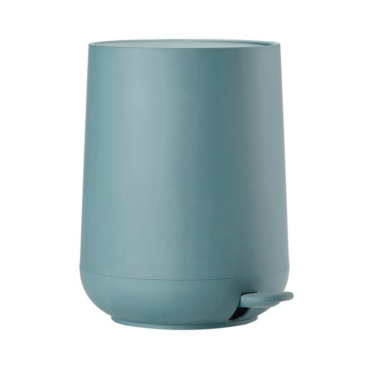 Nova pedal bin 5 L from Zone Denmark in cameo blue