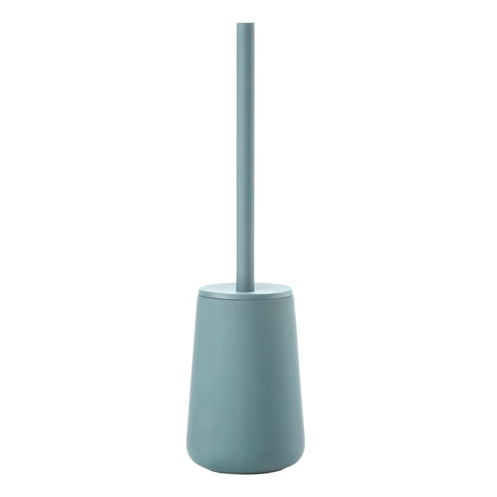 Nova One toilet brush from Zone Denmark in cameo blue