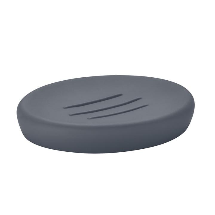 Soft soap dish from Zone Denmark in grey