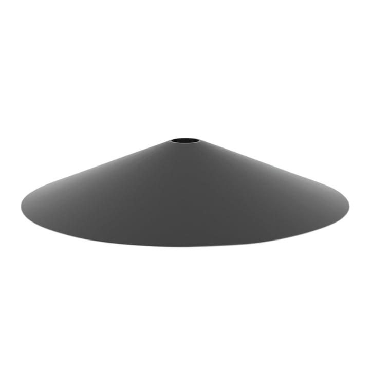 Angle Shade lampshade from ferm Living in black