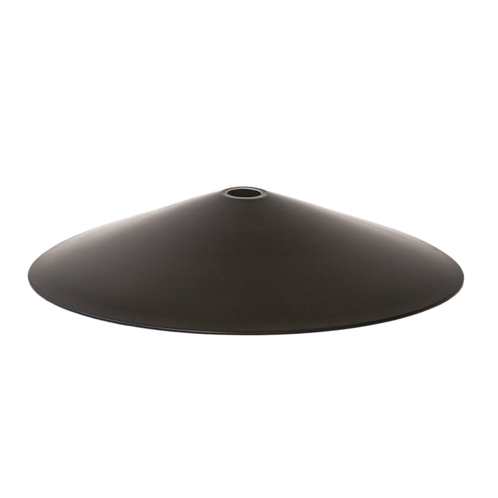 Angle Shade lampshade from ferm Living in brass black