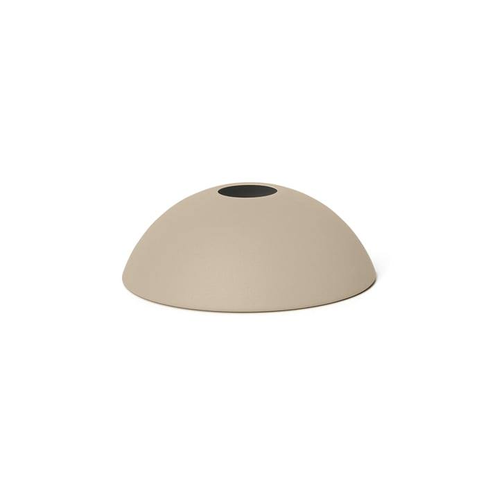 Hoop Shade lampshade from ferm Living in beige