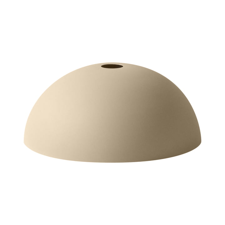 Dome Shade lampshade from ferm Living in beige