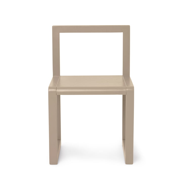 Little Architect chair from ferm Living in beige