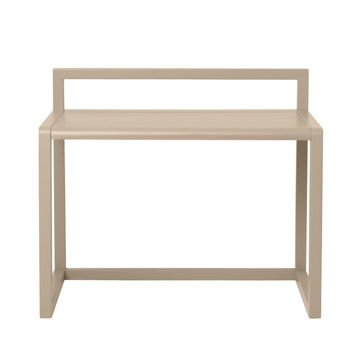 Little Architect table from ferm Living in beige