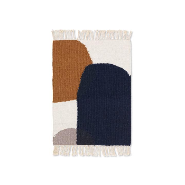 Kelim Rug Merge 50 x 70 cm from ferm Living