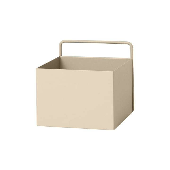 Wall Box square, cashmere by ferm Living