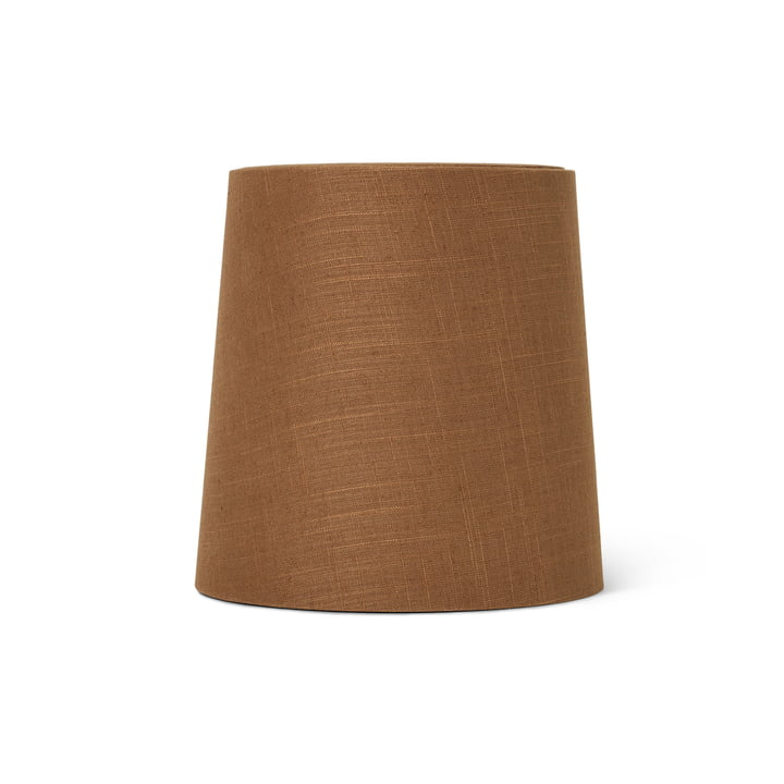 Lift lampshade medium from ferm Living in curry