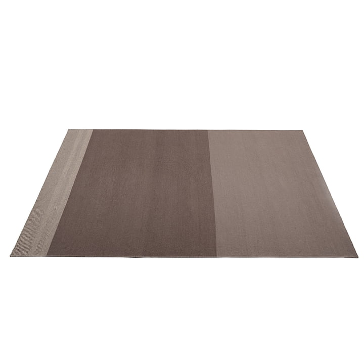 Varjo carpet 200 x 300 cm from Muuto in taupe