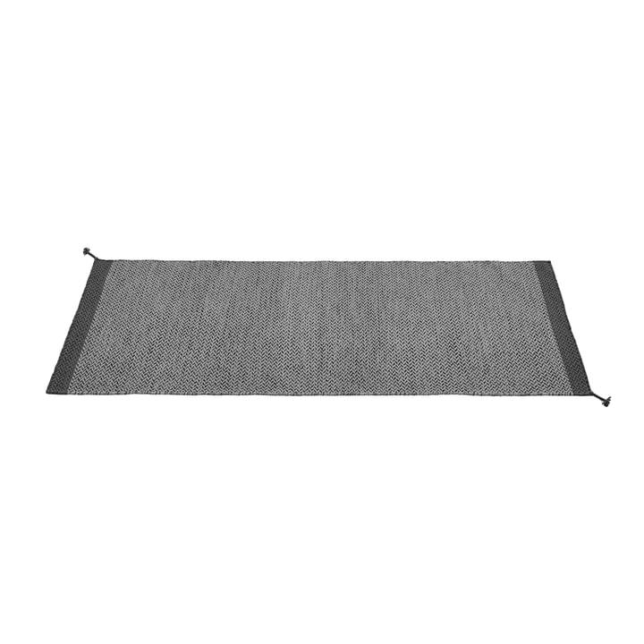 Ply carpet runner 80 x 200 cm from Muuto in dark grey