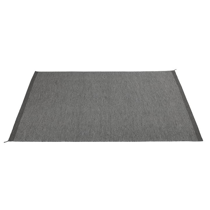 Ply Rug 270 x 360 cm by Muuto in dark grey