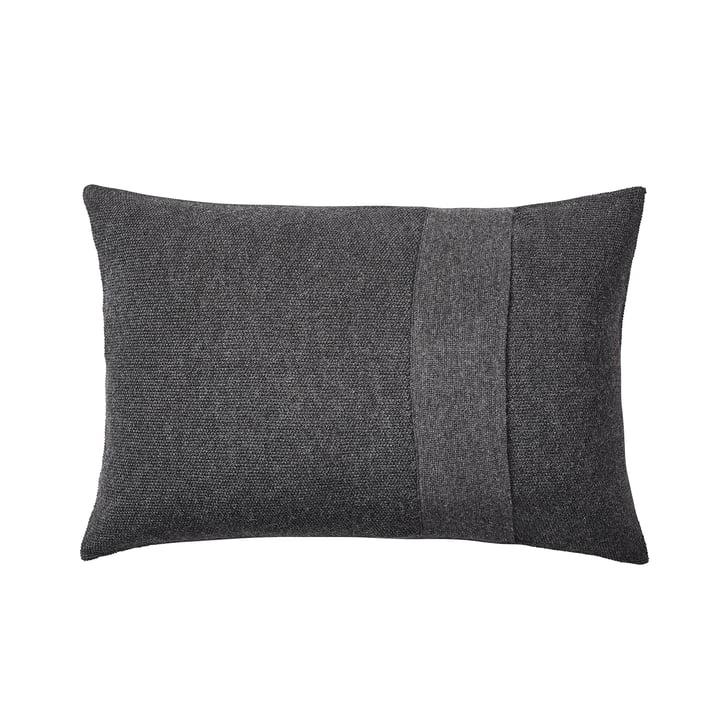 Layer cushion 40 x 60 cm from Muuto in dark grey