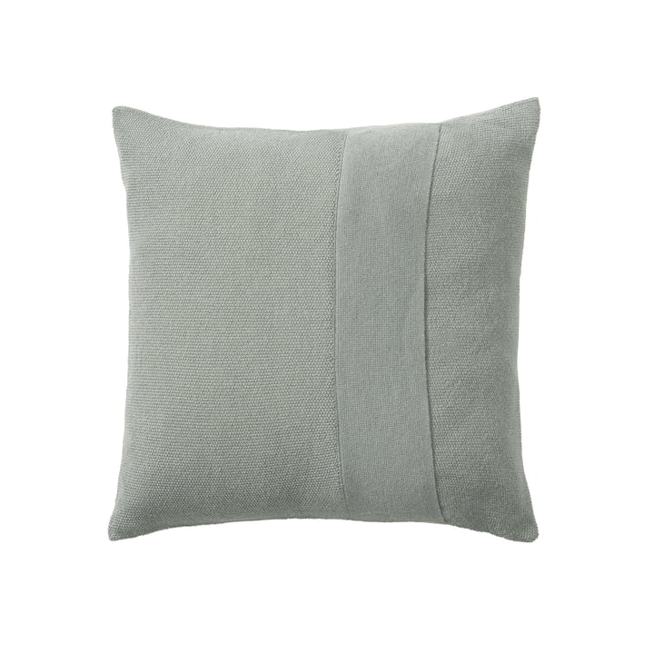 Layer cushion 50 x 50 cm from Muuto in sage green