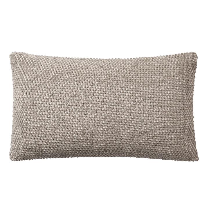 Twine pillow 50 x 80 cm from Muuto in beige-grey
