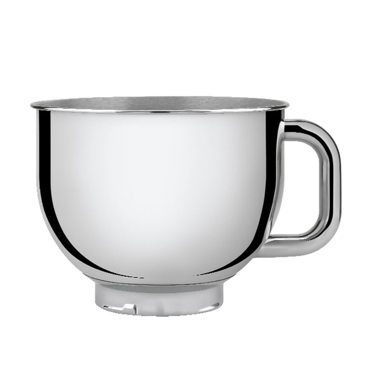 Stainless steel bowl 4,8 I by Smeg