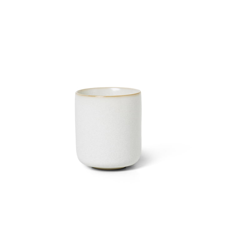 Sekki Espresso Mug from ferm Living in white