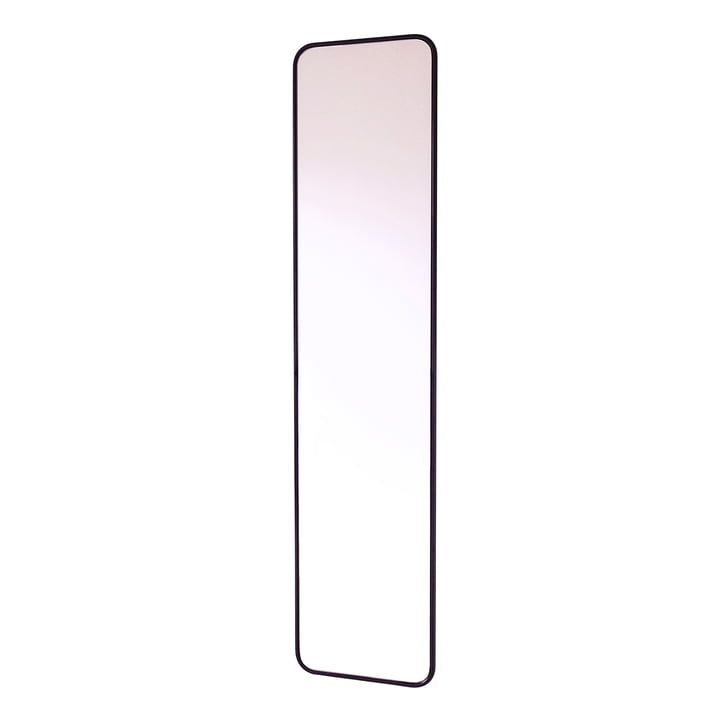 Concierge mirror Mono by Caussa in black