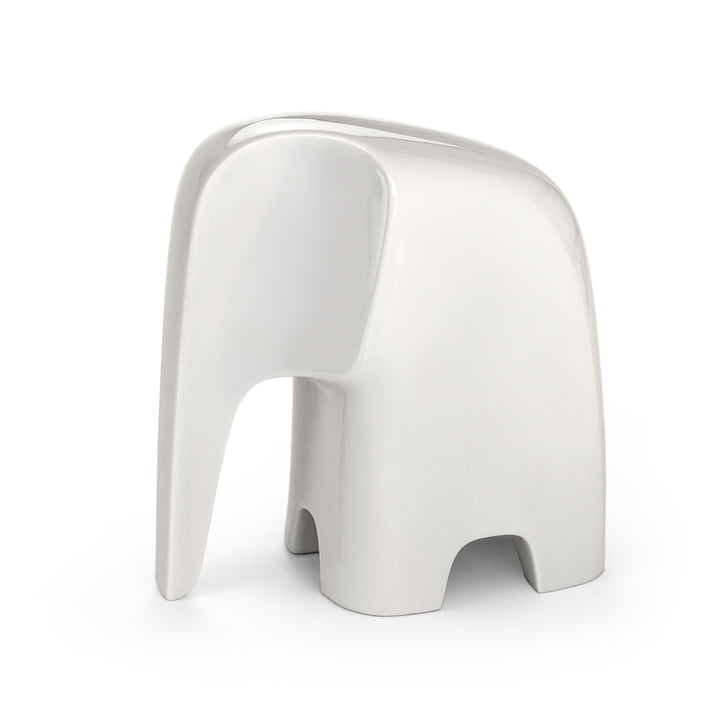 Olifant by Caussa in white porcelain