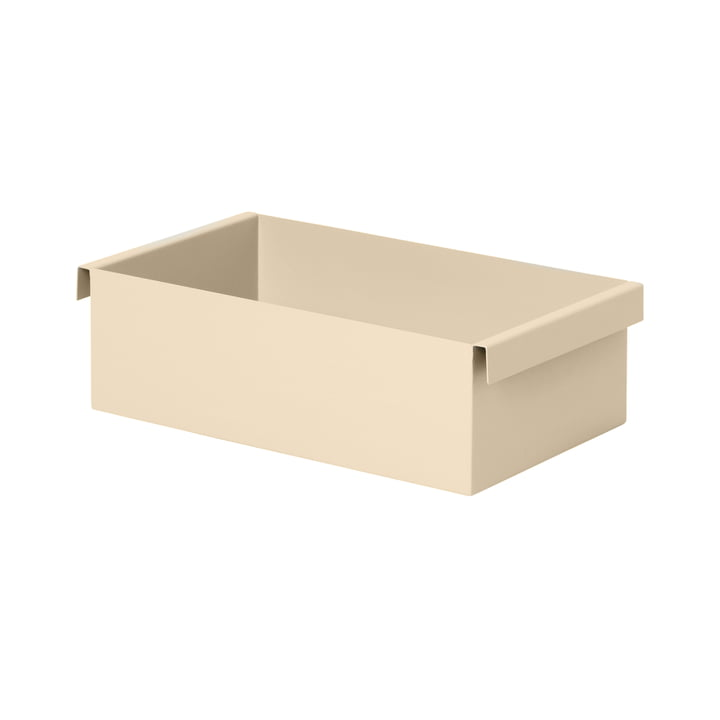 Container / Insert for Plant Box from ferm Living in cashmere