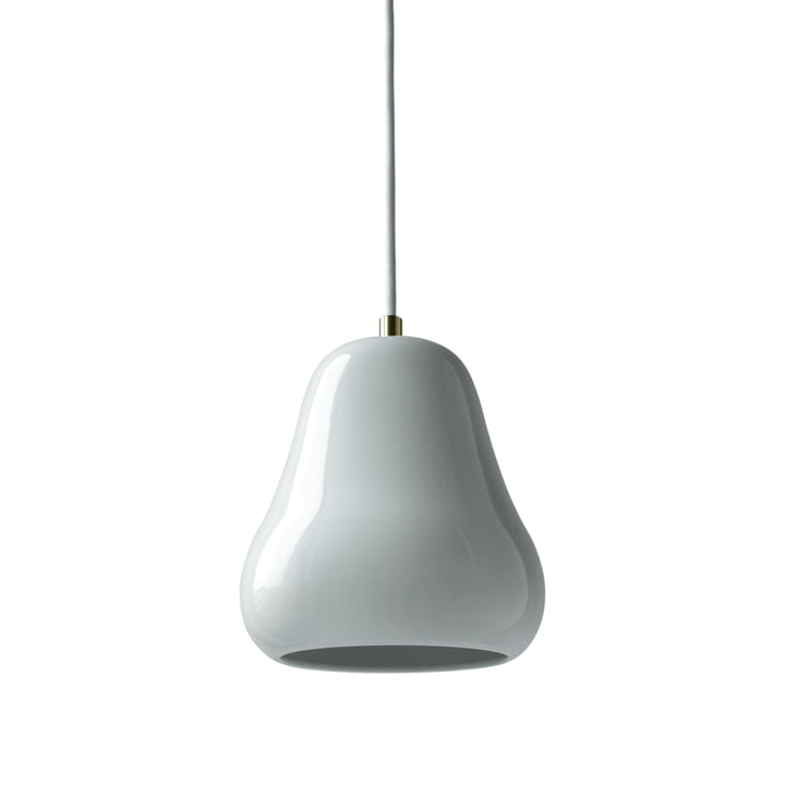 Fabella pendant luminaire from Caussa in white