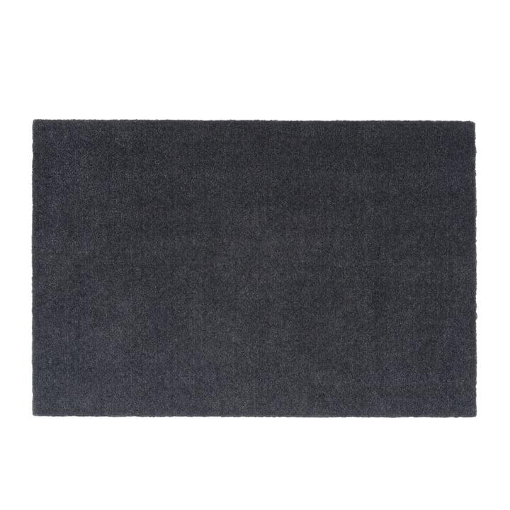 Doormat 60 x 90 cm by tica copenhagen in Unicolor grey