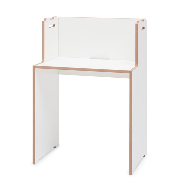 write desk from Tojo in white