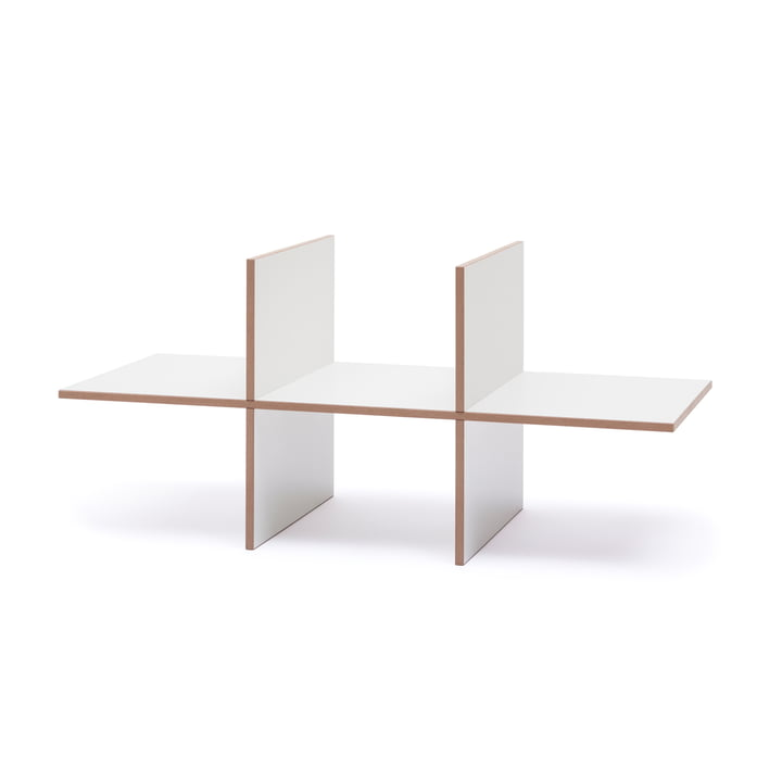 Use for high stacker shelf double from Tojo in white