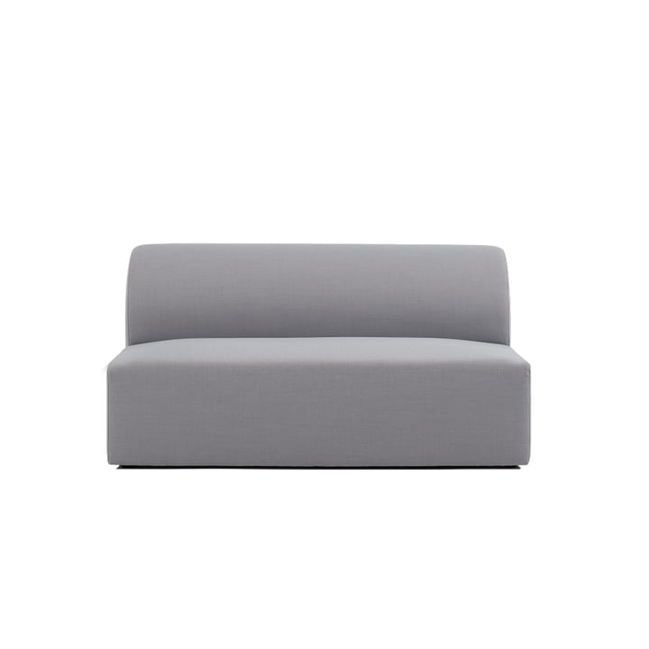 Weber Loveseat of objects of our day in grey (Atlas 131)