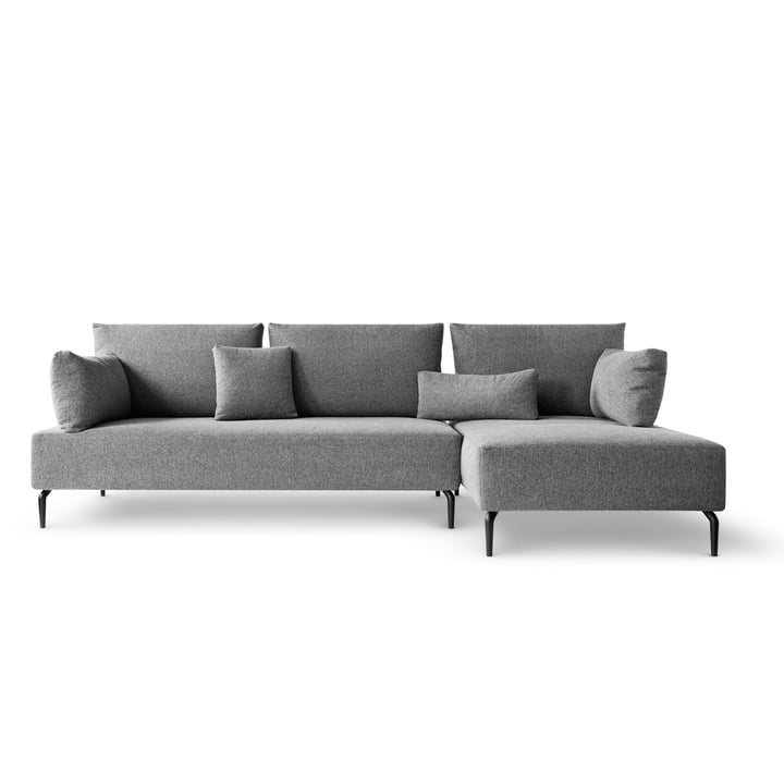 Yoga Modular Sofa Chaise Longue right by Eva Solo