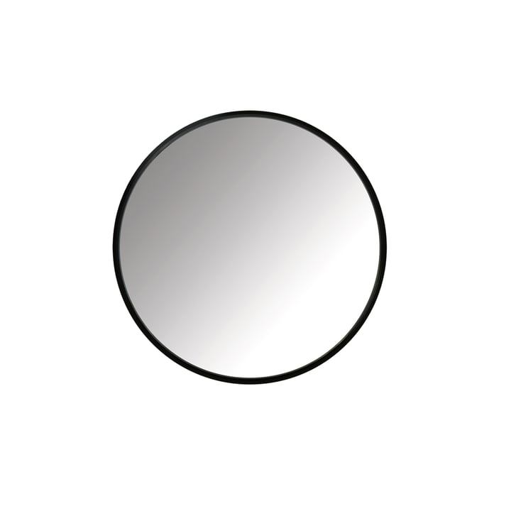Hub mirror Ø 45 cm from Umbra in black