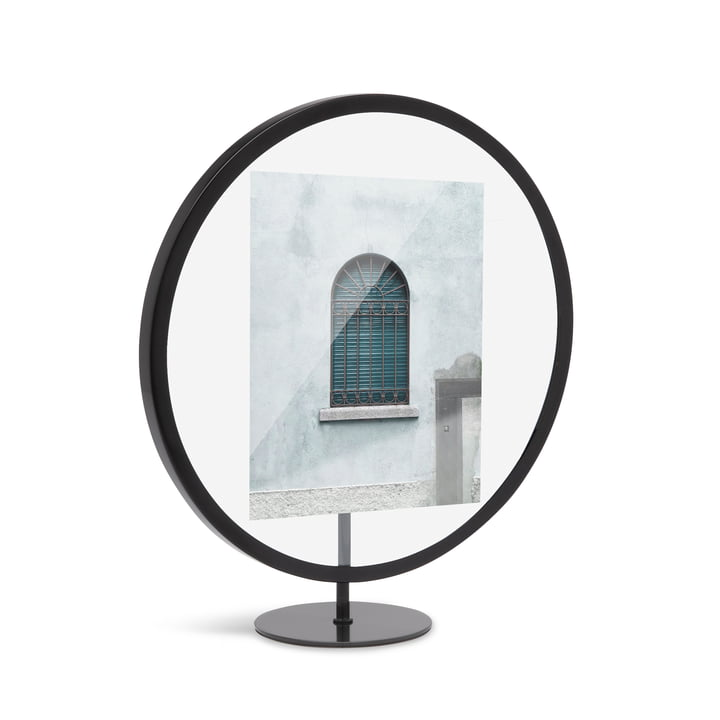 Infinity picture frame 13 x 18 cm from Umbra in black