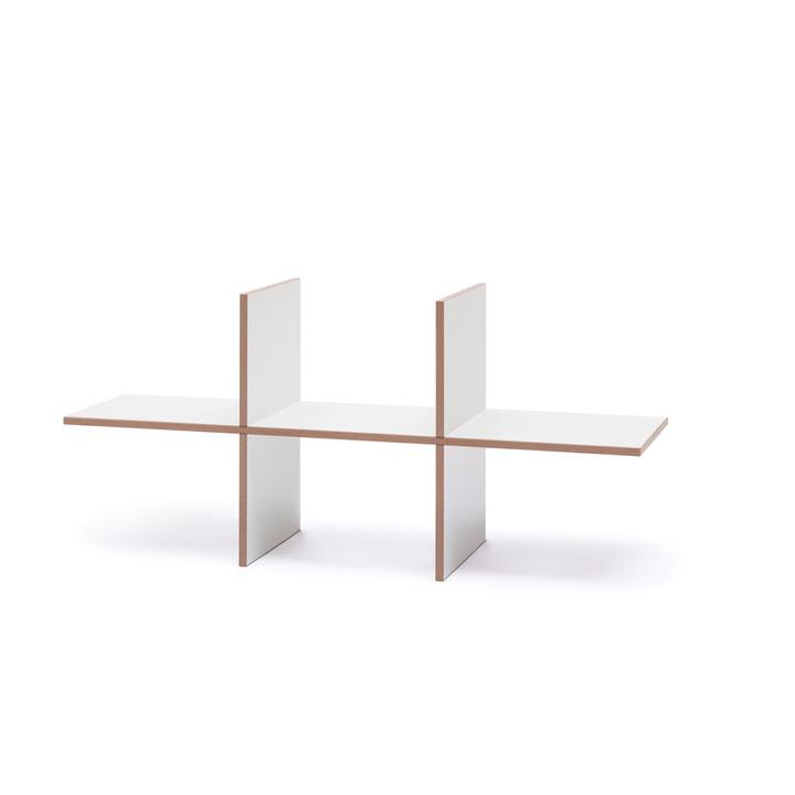 Tojo - insert for high stacker shelf simple, white