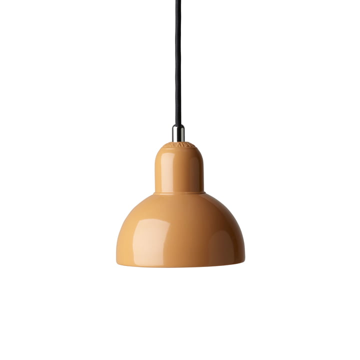 6722 Pendant luminaire from KAISER ideal in soft ochre