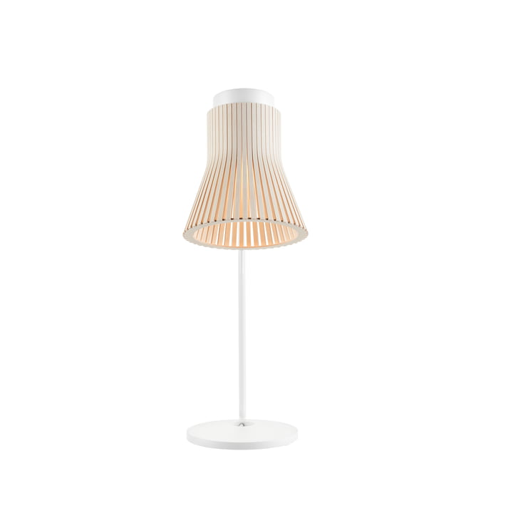 Petite 4620 Table lamp from Secto in birch
