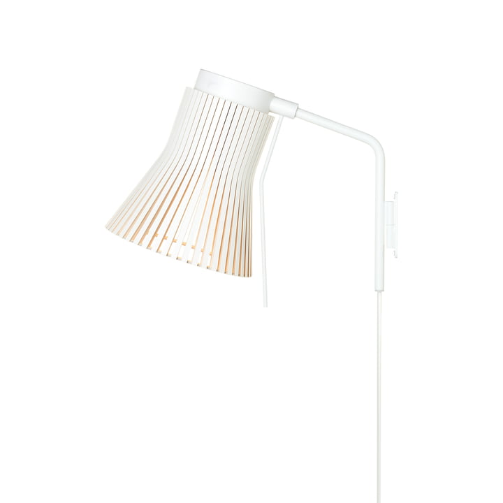 Petite 4630 wall lamp by Secto in white