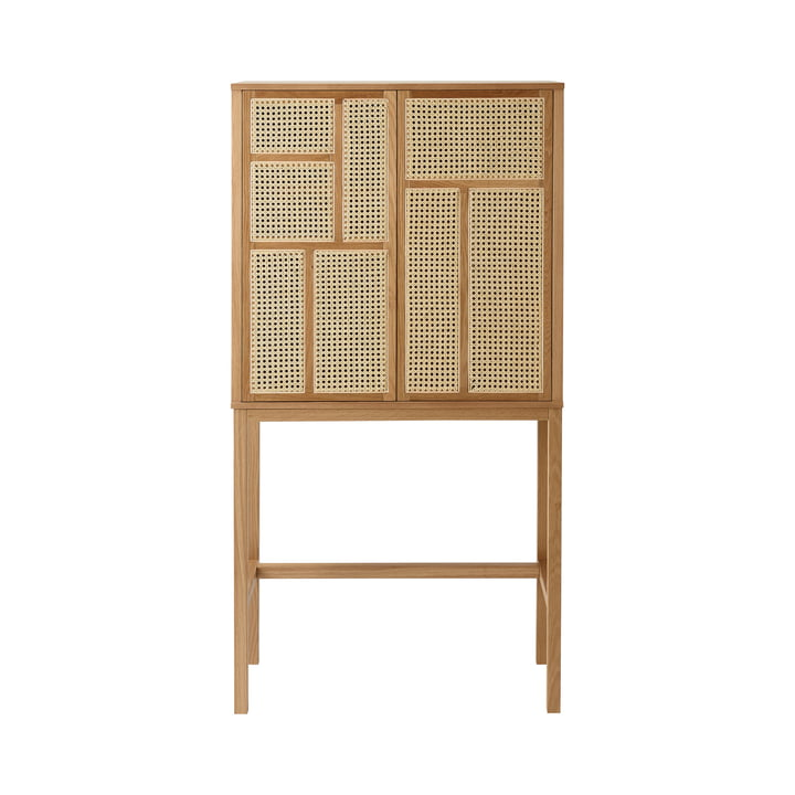 Air Cabinet from Design House Stockholm in oak