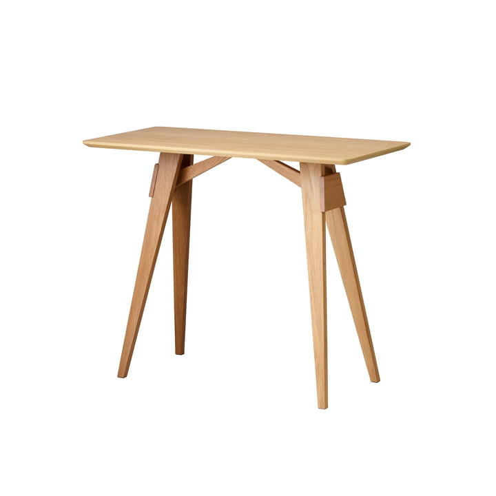Arco console table from Design House Stockholm in oak